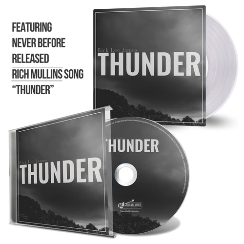 Thunder (CD + Vinyl) Bundle + Free Digital Download