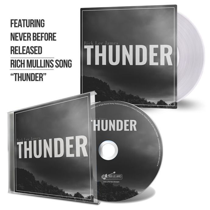Thunder (CD + Vinyl) Bundle