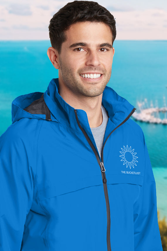 TBL Official Waterproof Jacket