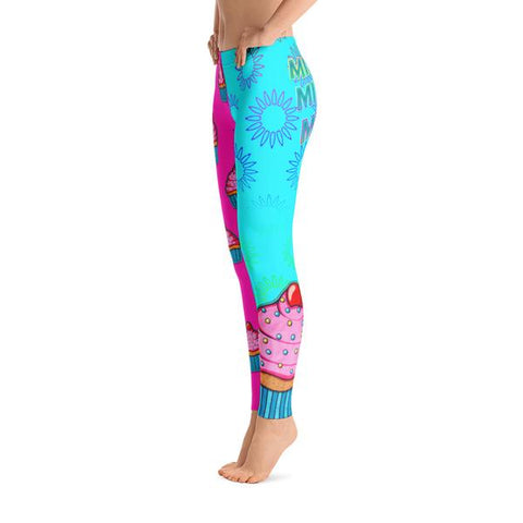 TBL RE-MixMixMix Cupcake Leggings