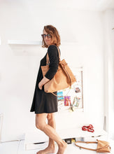 Load image into Gallery viewer, ORDINE PERSONALIZZATO PER LIDA: Emma bag color Cognac