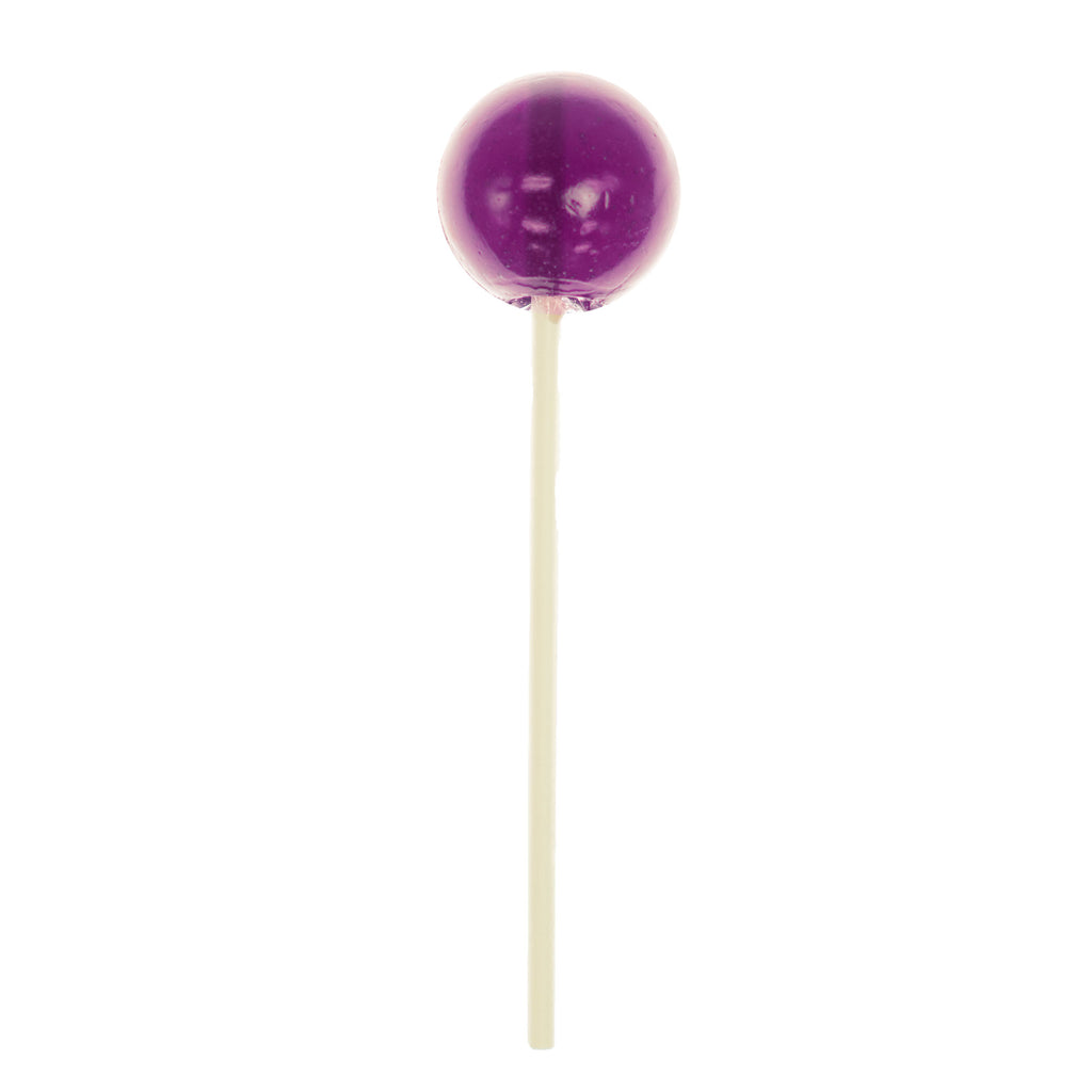 CBD Purple Grape Lollipops (2 Pieces) 40mg CBD