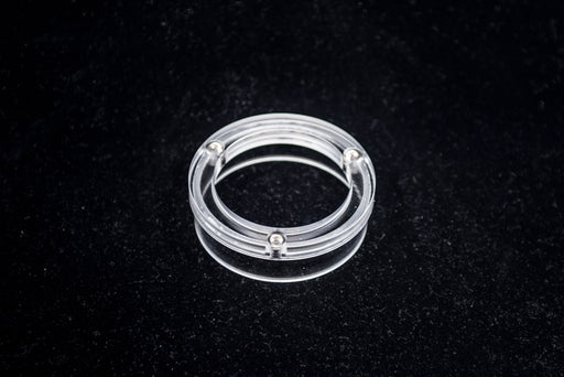 20mm Clear Tube Ring