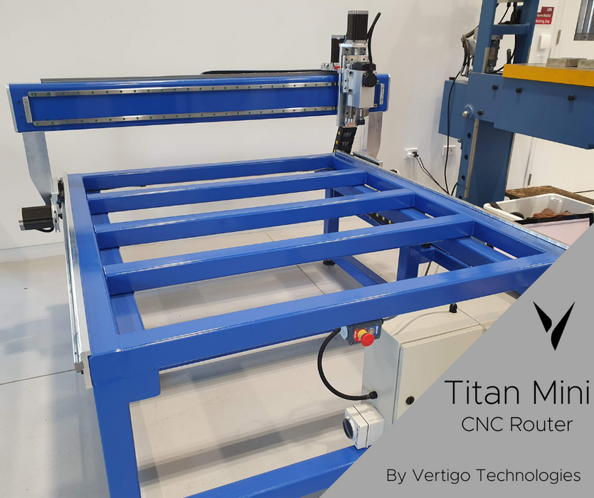 Titan Mini CNC router