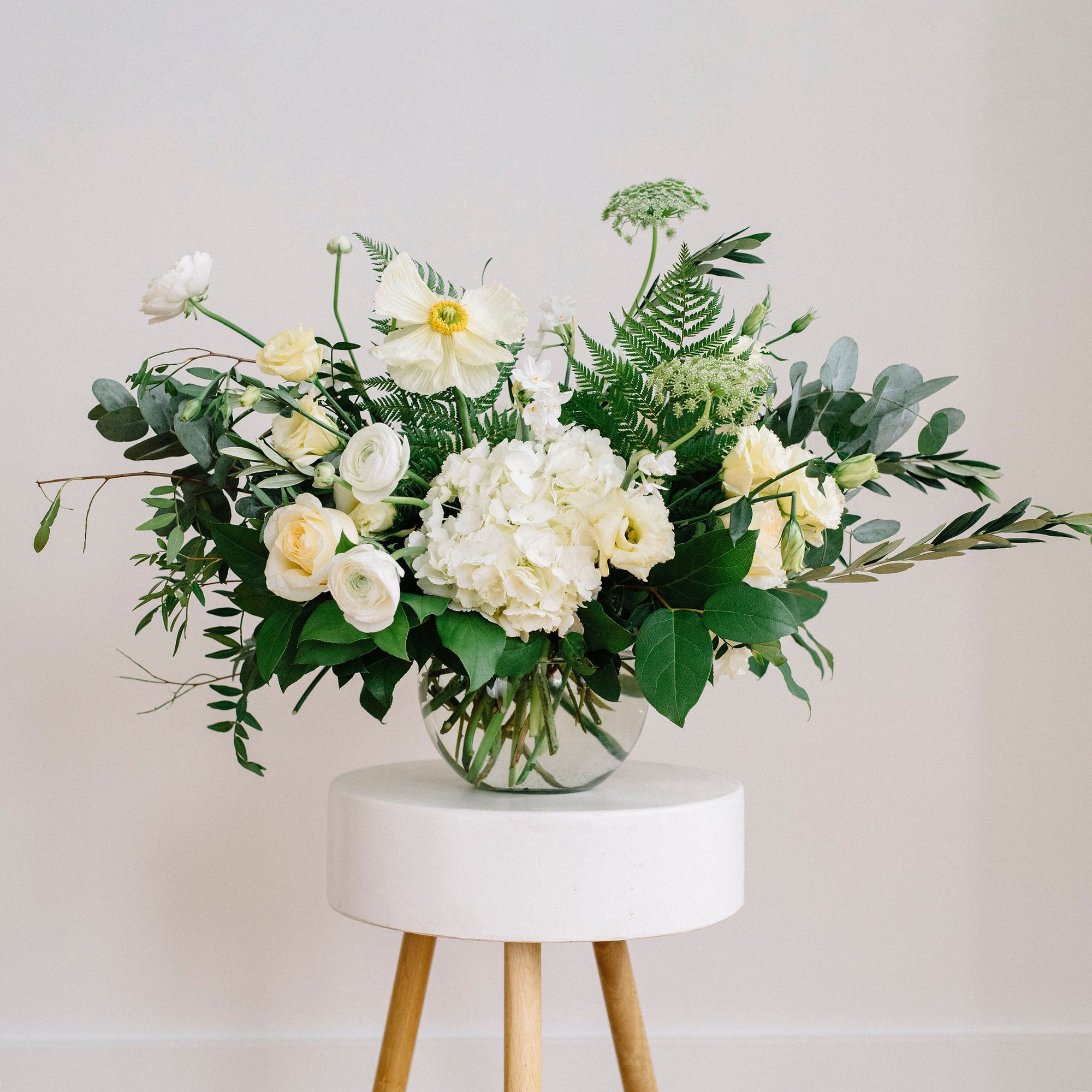 The Bright Light Vase Arrangement