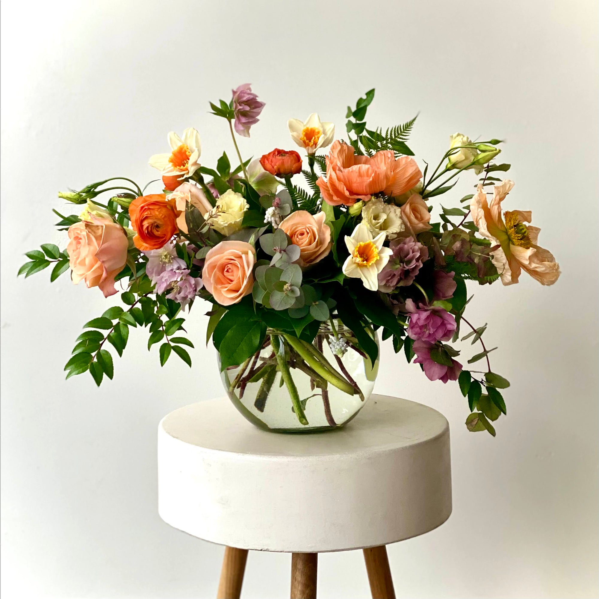 Spring Joy Vase Arrangement