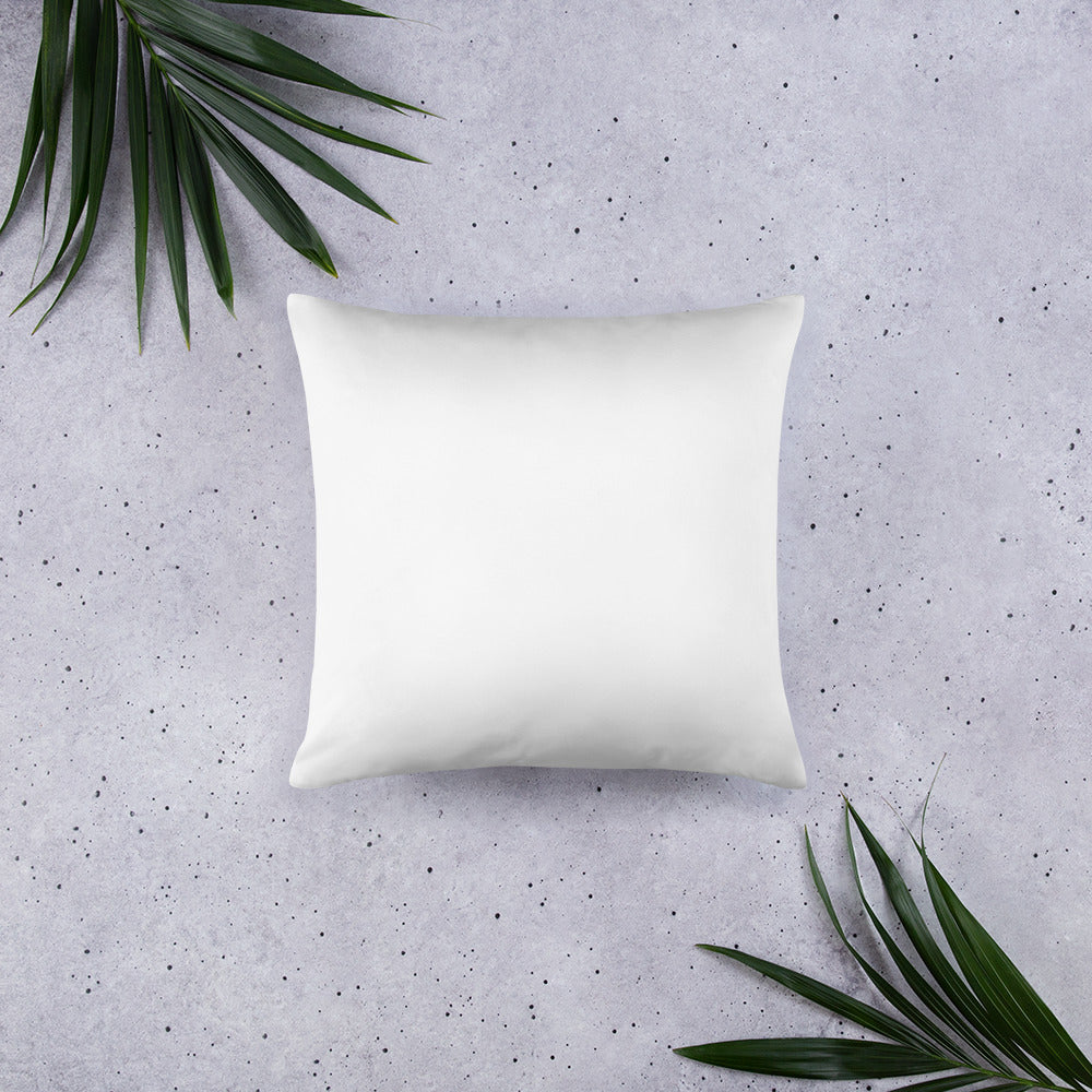 The House Pillow - White