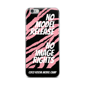 The Pink Zebra Case