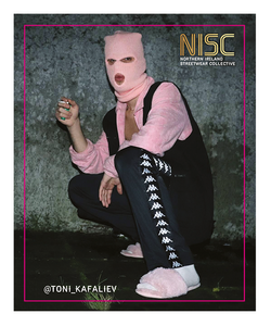 NISC Sticker Pack