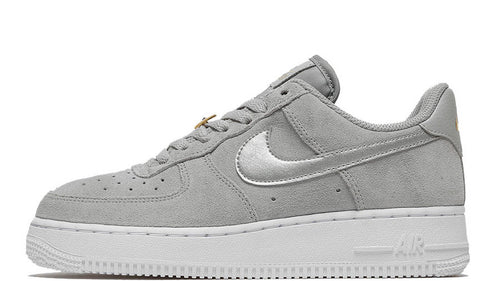 (Sourced) Air Force 1 Grey Suede UK 5.5
