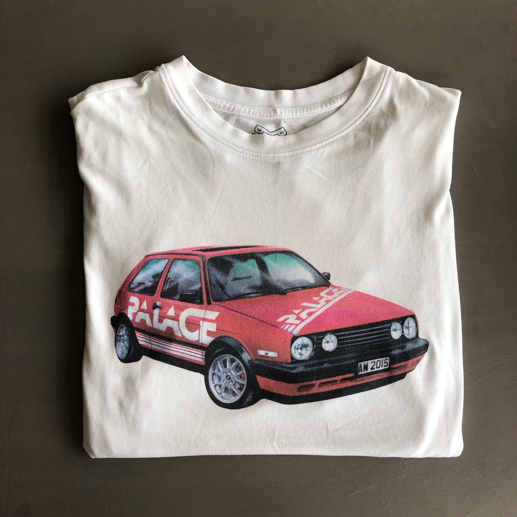 Palace Schotter Tee