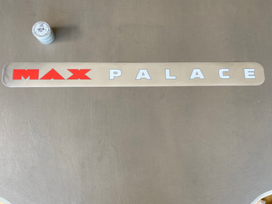 Giant Palace Sticker
