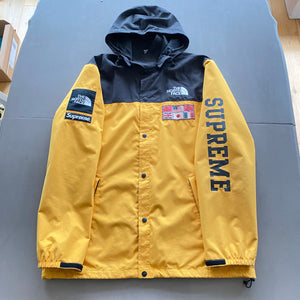 Supreme x The North Face Expedition Coach '14