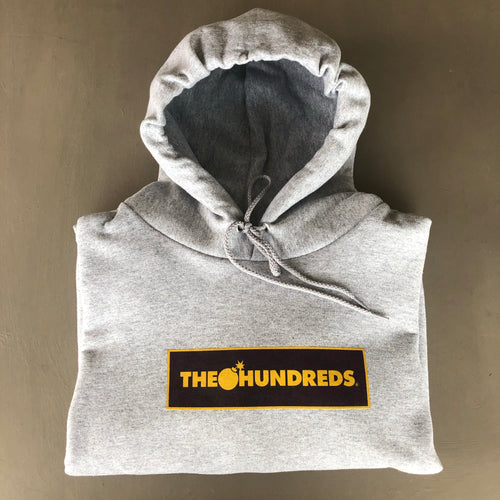 The Hundreds Box Logo Hoodie