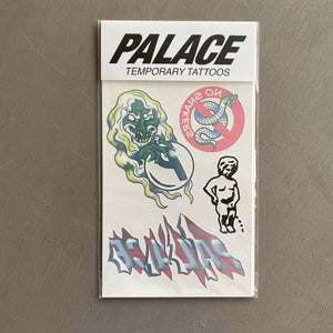 Palace Temporary Tattoo Pack