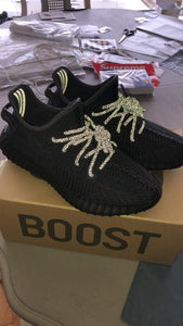 Yeezy 350 V2 Static Black