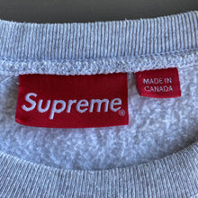 Load image into Gallery viewer, Supreme Box Logo Crewneck (2018)