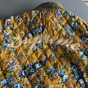 Supreme Paisley Quilted Jacket