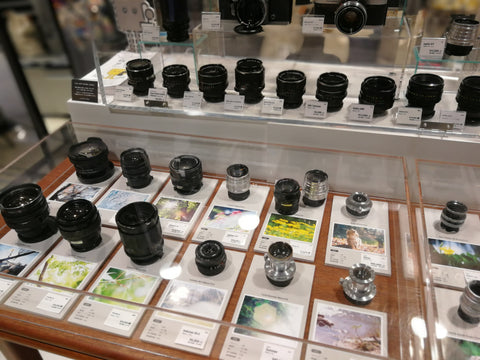 Camera shopping in Japan (Part 1 - Ginza) — The Shot on Film