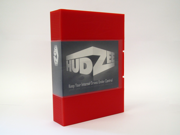 "NEW Red 3.5"" Hudzee 185C"