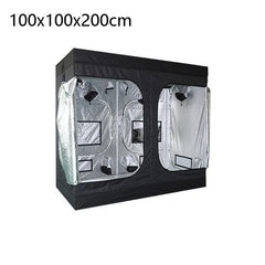Grow Tent For Indoor Hydroponics Greenhouse. Multiple Size Variants.