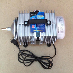 105W  Aquarium Hydroponics Commercial Eletromagnetic Air Pump Compressor 100LPM