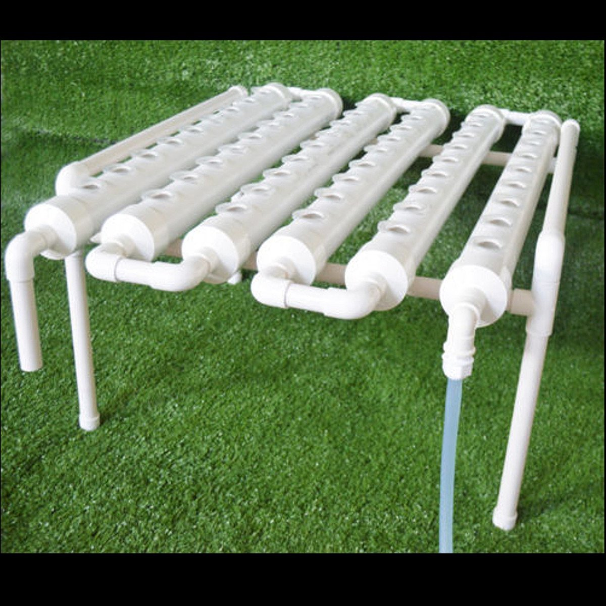 54 Holes Hydroponic Piping Site Grow Kit for Deep Water
