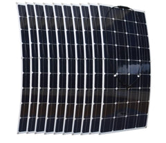 1000W Flexible Solar Panel 10x 100w Solar Module Mono Cell