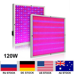 Led Grow Light For Indoor Plants. Tent, Green House Vegs, Aquarium, Garden, Horticulture And Hydroponics Grow/Bloom