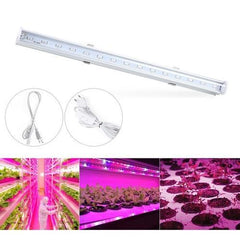 5pcs Plant Growth Light Strip Tube Plant LED Grow