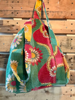 The Alice Kantha Knapsack