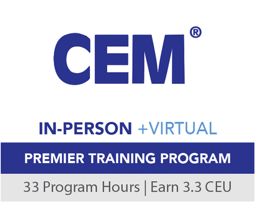 Premier Certified Energy Manager Training
