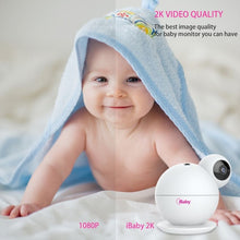 Load image into Gallery viewer, iBaby Monitor M8, Smart Baby Monitor