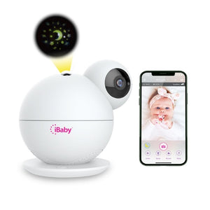 iBaby Monitor M8, Smart Baby Monitor