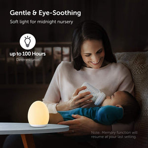 Gentle & eye-soothing soft light