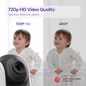 720p HD Video Quality