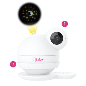 iBaby Care M7K with Moonlight Display