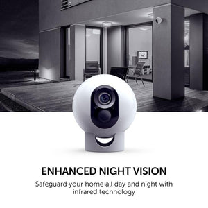 VAVA Outdoor Home Wireless Security Cam