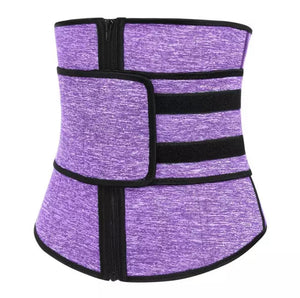 Waist Trainer with Sweat Belt