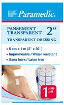 Pansement transparent - Paramedic