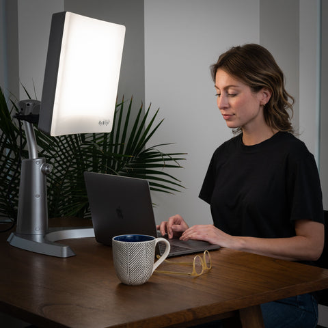 Lampe de luminothérapie Day-Light Classic PLUS de Uplift