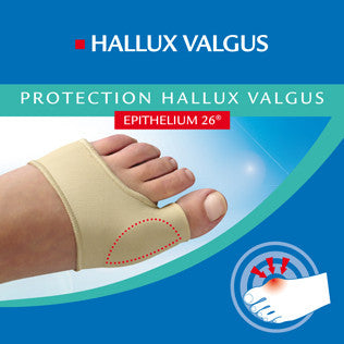 Protection halux valgus Epitact