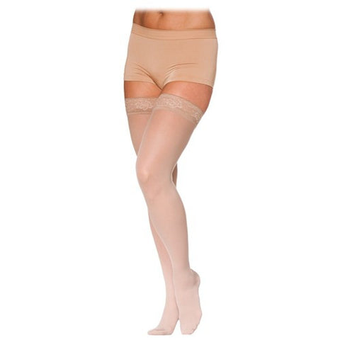 Bas de compression Ever Sheer 20-30mmHg cuisse (pointe fermée ou ouverte) - SIGVARIS Médical