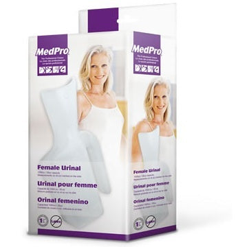 Urinal pour dame, MedPro®