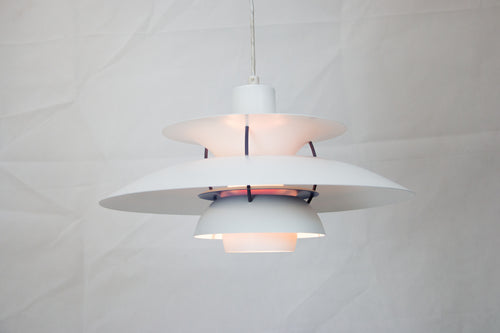 PH 5 pendant lamp by Poul Henningsen for Louis Poulsen