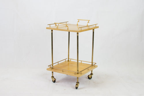 bar trolley by Aldo Tura