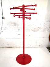 Load image into Gallery viewer, Coat stand by Nanna Ditzel for Poul Kold 1960s