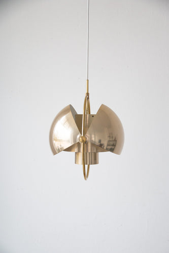 Multi Lite pendant lamp by Louis Weisdorf for Lyfa 1974