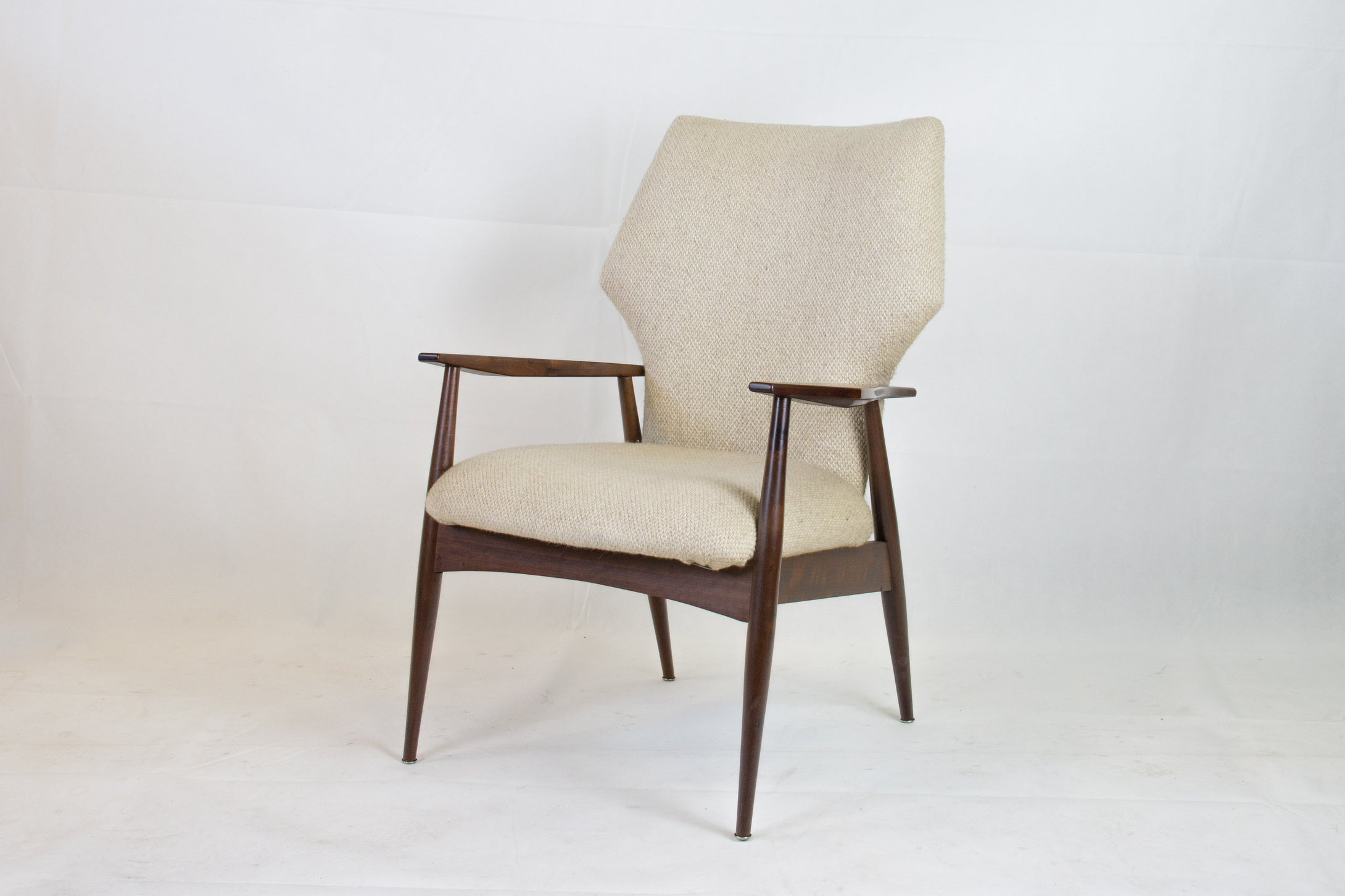 Very rare armchair by Michel Arnoult/ Brasilia