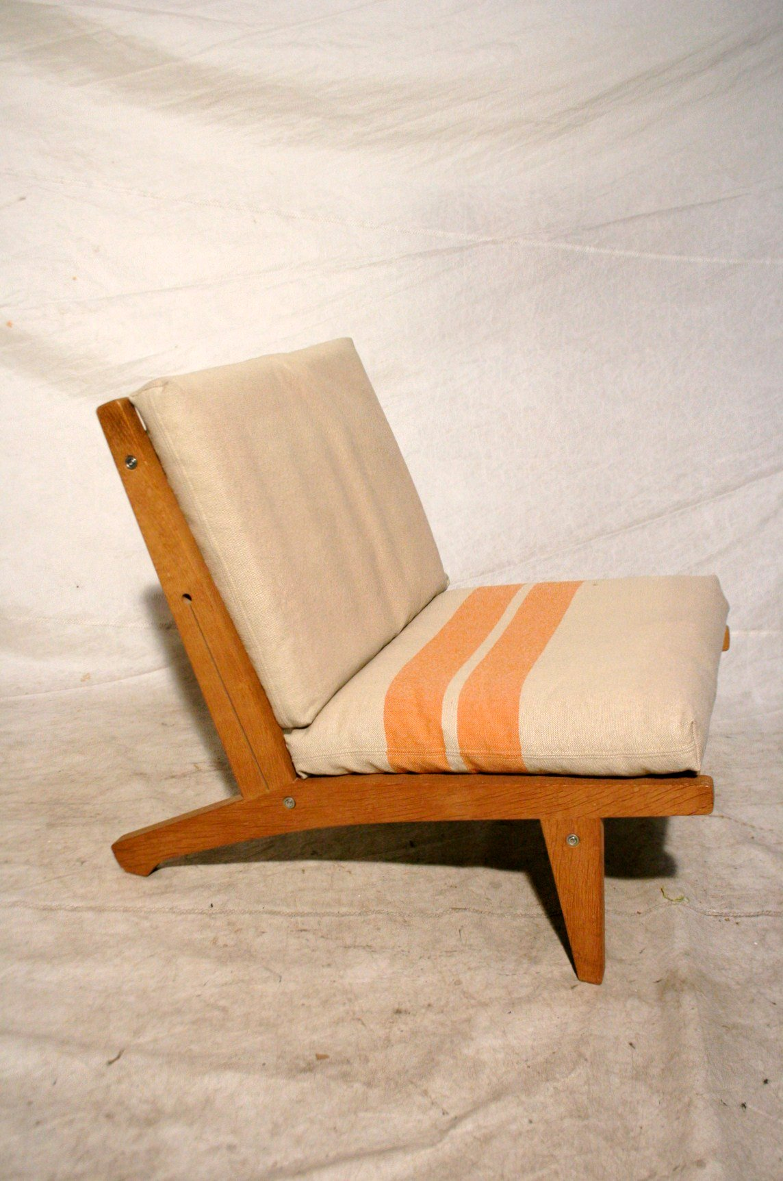 Lounge chair GE 375 by Hans J. Wegner for Getama